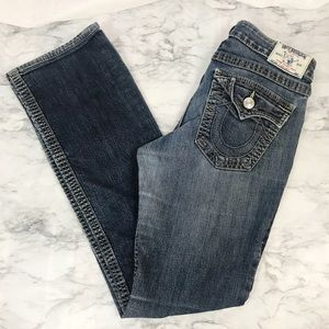 True Religion High Rise Boot Cut Jeans | Size 29